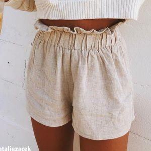 Grey Bandit shorts
